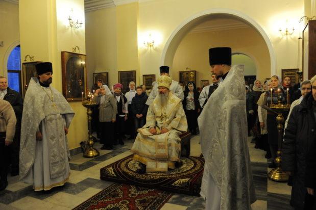 Настоятель нашего храма протоиерей Олег Филимонов награжден Юбилейной медалью Русской Православной Церкви