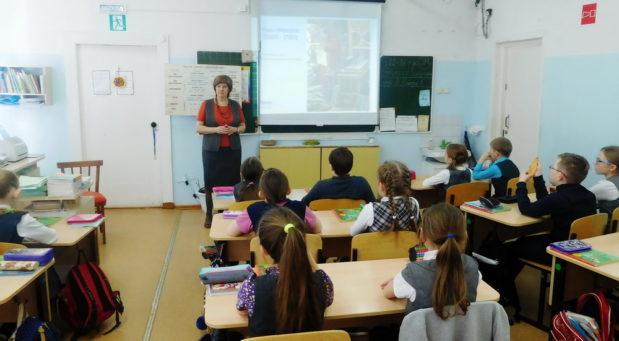 День православной книги в школе № 74 мкр. Радужный