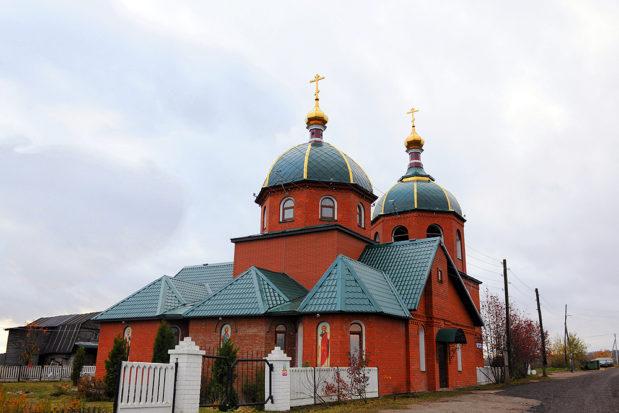 В Михаило-Архангельском храме возобновились ремонтные работы